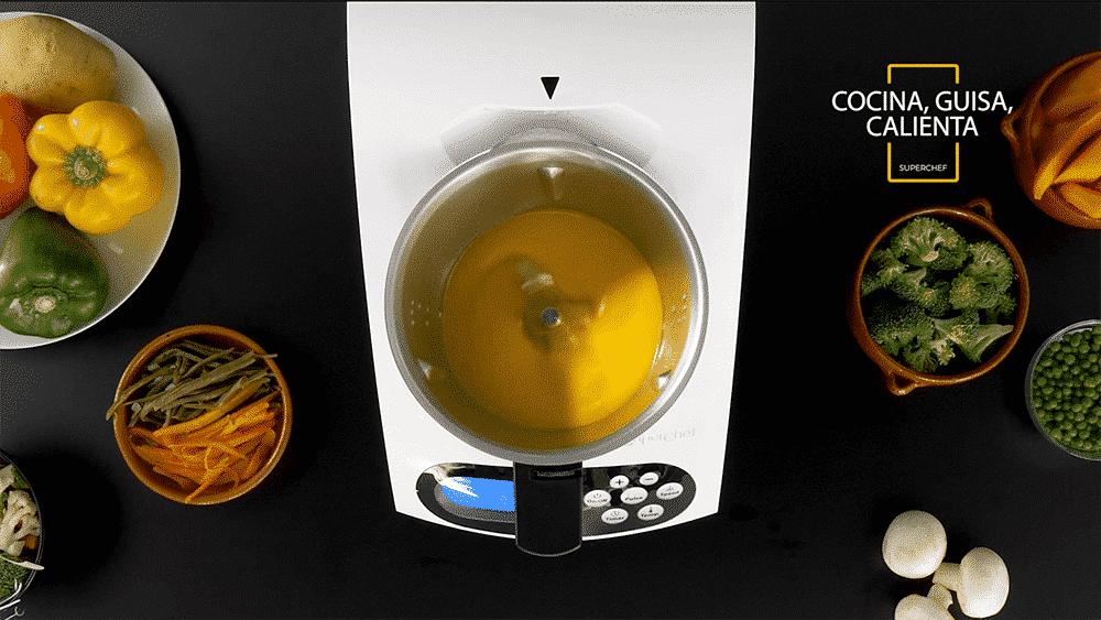 El Mejor Robot de Cocina